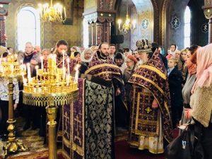 Торжество Православия в Женеве | Le triomphe de l'orthodoxie à Genève