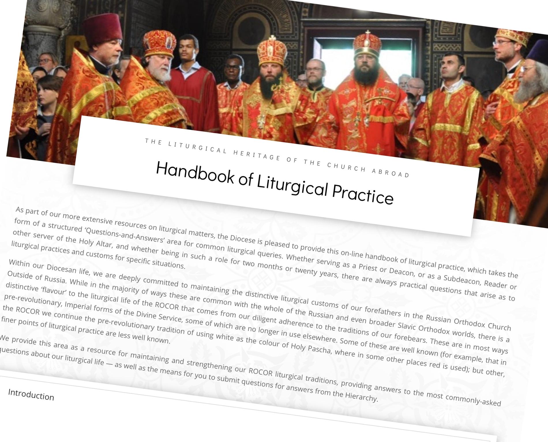 Test Handbook Post