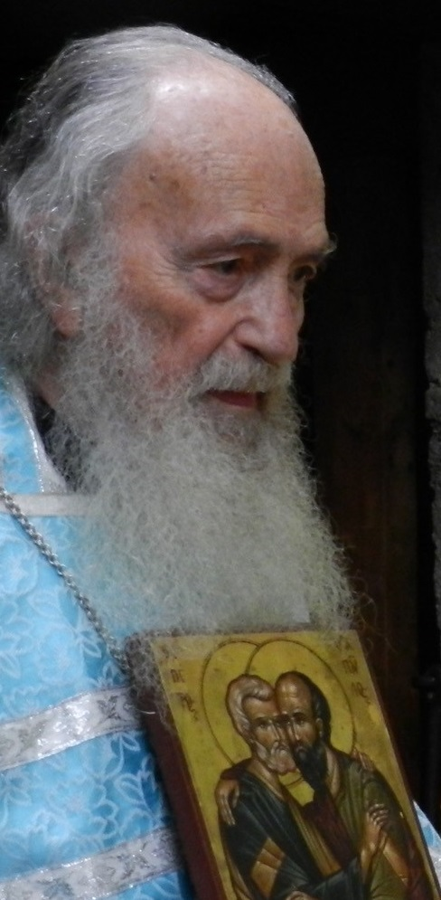 Rappel à Dieu de l'archiprêtre mitrophore Michel de Castelbajac (1928-2019) | Некролог. Митрофорный протоиерей Михаил де Кастельбажак (1928-2019)