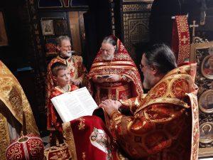 A New Priest is Ordained at the Patronal Feastday in Vevey | В день престольного праздника в Веве состоялась священническая хиротония