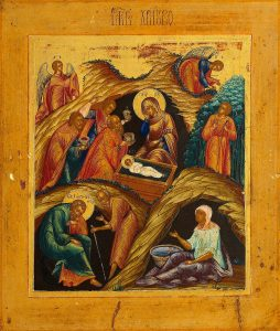 Nativity Epistle of Bishop Irenei for 2019-2020  | Рождественское послание епископа Лондонского и Западно-Европейского Иринея, 2019-2020