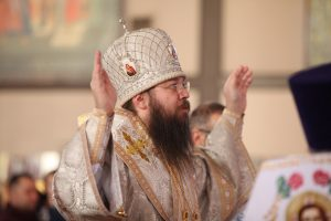 Homily by Bishop Irenei: 'The Church Will Never Alter Her Beliefs or Practices Out of Fear'. | Проповедь епископа Иринея: «Церковь никогда не изменит свои убеждения или обычаи страха ради.»