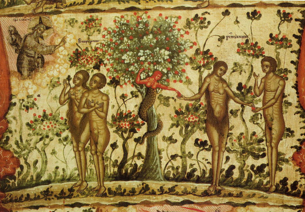 Sermon for the Sunday of Adam and Eve (Forgiveness Sunday) | Проповедь в воскресенье Адама и Евы (прощеное воскресенье)