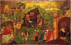 Nativity Epistle of Bishop Irenei for 2017 | Рождественское послание Иринея, Епископа Сакраментского, Администратора Великобританской и Ирландской Епархии