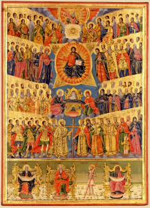 La Fête de tous les Saints