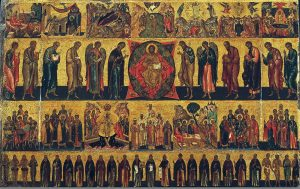'The Purpose of the Church Is to Make Saints': Sermon on the Sunday of All Saints