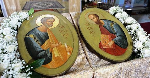 С началом апостольского поста! | Congratulations With the Beginning of the Apostles' Lent! | Félicitations pour le début du Carême des Apôtres