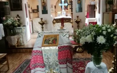 Parish of the Protection of the Theotokos in Arnhem, The Netherlands, Is Received into the Diocese of Great Britain and Western Europe