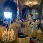 Епископ Ириней возглавил богослужение в день святых апостолов Петра и Павла. | Bishop Irenei Led Festal Celebrations for Sts Peter and Paul in Geneva.