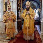 Bishop Irenei Celebrates in Geneva and Chairs the General Meetings of the Parish. | Епископ Ириней возглавил богослужение и провел ежегодное приходское собрание в Женеве.