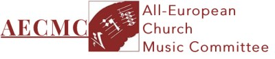 Notice of the All-European Church Music Committee. | Общеевропейского церковно-музыкального комитета.