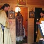 Bishop Irenei Makes an Archpastoral Visit to the Parish of St John, Belfast, on the Second Sunday of Great Lent | Во второе воскресенье Великого поста Епископ Ириней совершил архипастырский визит в приход св. Иоанна Чудотворца в Белфасте