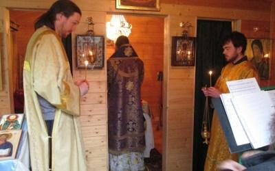 Bishop Irenei Makes an Archpastoral Visit to the Parish of St John, Belfast, on the Second Sunday of Great Lent. | Во второе воскресенье Великого поста Епископ Ириней совершил архипастырский визит в приход св. Иоанна Чудотворца в Белфасте