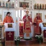 An Archpastoral Visitation to the Parish of St Elisabeth in Wallasey, England. | Архипастырское посещение прихода святой великомученицы Елизаветы в Уолласи, Англия.