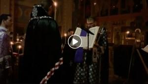 Schedule of Live Streaming from the Diocesan Cathedral in London for Pascha. | Расписание прямых трансляций из лондонского кафедрального собора на Пасху.