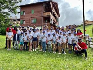 Успешно завершился ежегодный детский епархиальный летний лагерь в Швейцарии, посвященный святителю Иоанну Шанхайскому, Чудотворцу. | The Diocese's Annual Children's Summer Camp in Switzerland, Dedicated to St John the Wonderworker, Successfully Concludes.