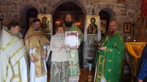 The Feastday of St Seraphim of Sarov is Celebrated in Stradbally, Ireland, with an Archpastoral Visit. | В день праздника прп. Серафима Саровского в Стрэдбалли, Ирландия, состоялся архиерейский визит.