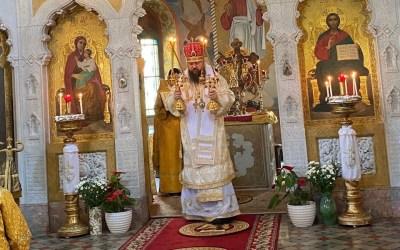 Impressions from Florence: Reflections from the Parish on the Recent Archpastoral Visit. | Впечатления от Флоренции: размышления прихода о недавнем архипастырском визите.