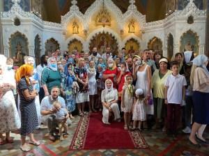 A New Deacon is Ordained in the Parish of the Nativity of Christ in Florence, Italy. | Рукоположен новый диакон в приходе Рождества Христова во Флоренции, Италия.