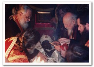 A Recollection of the Uncovering of the Incorrupt Relics of St John the Wonderworker.